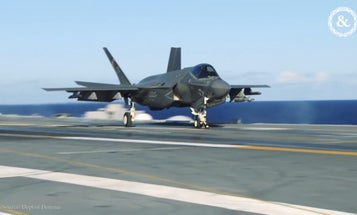 This Air Force slide shows how the F-35 became a bottomless money pit from which there is no escape