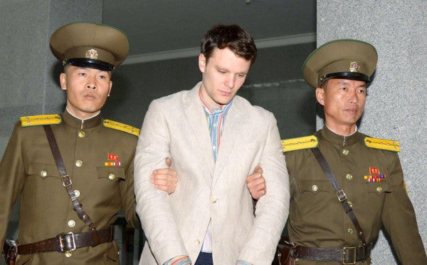 North Korea reportedly billed the US $2 million in hospital expenses for a man they murdered — and Trump agreed to pay up