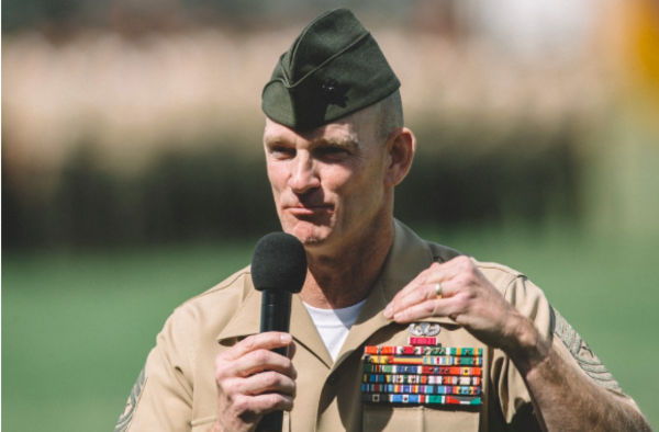 Troy Black to take over as 19th Sergeant Major of the Marine Corps