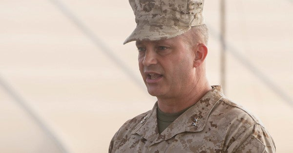 The 'micromanaging' Marine general should focus on strategy, not mustaches