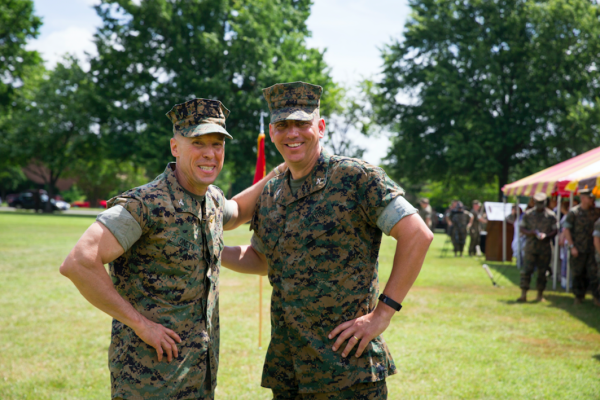 Quantico Marine leader fired after investigation into 'personal misbehavior'