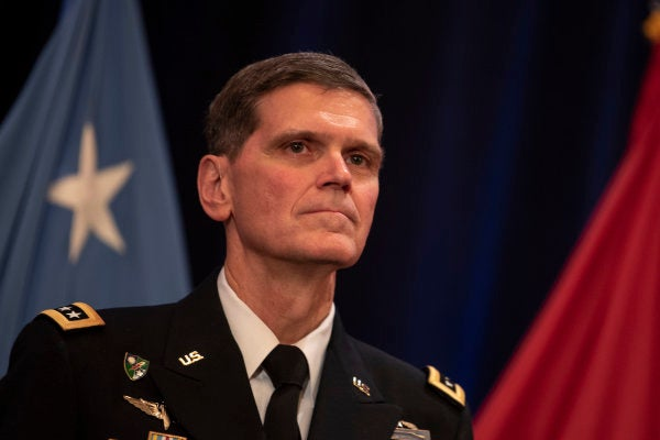 Gen. Votel is suing after losing 'irreplaceable' gifts from world leaders in MacDill house fire