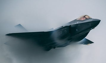 An F-35 stealth fighter is still missing somewhere in the Pacific — here's everything the US military has sent to find it