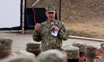 Guantanamo Bay admiral fired due to loss of confidence