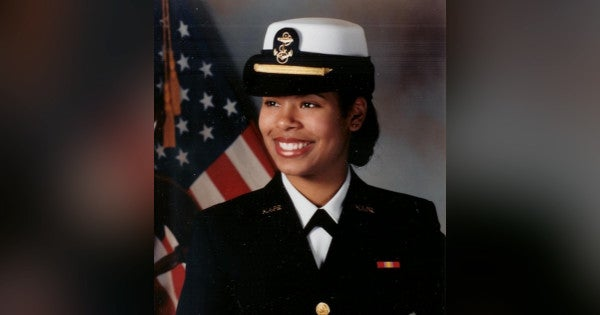 Leap of faith: How a Navy vet found her place at GlaxoSmithKline