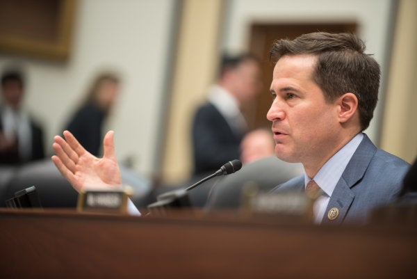 Rep. Seth Moulton says US would be 'no better friend, no worse enemy' if he's elected president