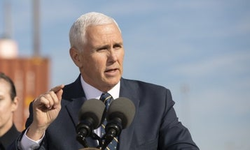 Pence: We won't be retiring the USS Truman after all