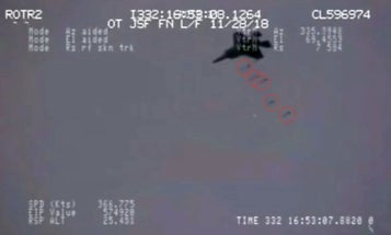 The high-tech stealth F-35A made its combat debut against… a cave