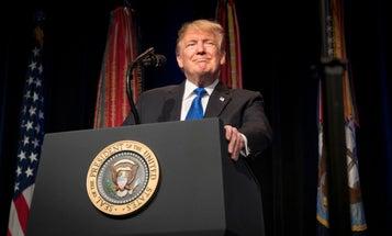 Trump threatens 'full' embargo on Cuba over Venezuela security support