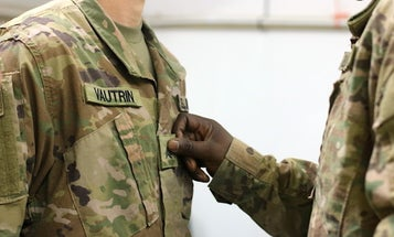 Army removes indicators of race and gender in soldier promotions in an effort to fight bias