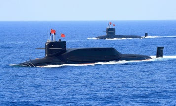 China's fleet of nuclear-armed subs has the Pentagon worried