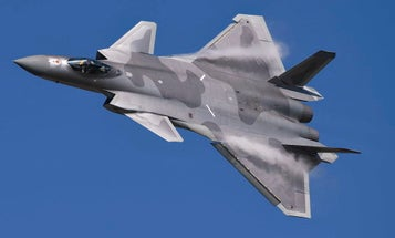China's new J-20 stealth fighter may be ready for a fight sooner than you think