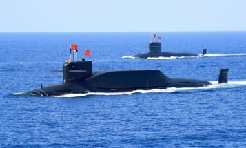 Pentagon warns Chinese submarines in the Arctic are building a 'Polar Silk Road'