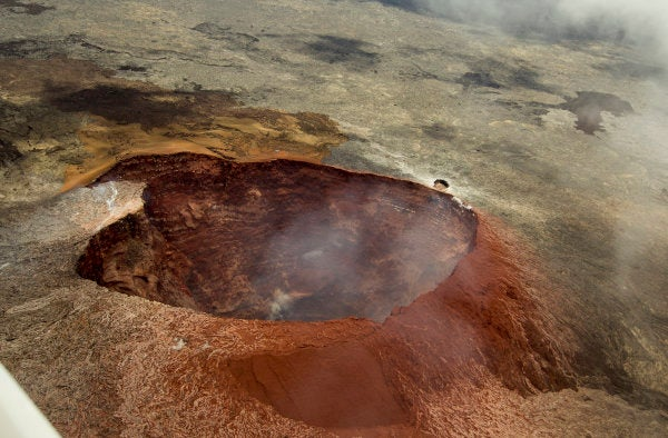 Soldier survives 70-foot fall into one of the world's 'most active' volcanoes