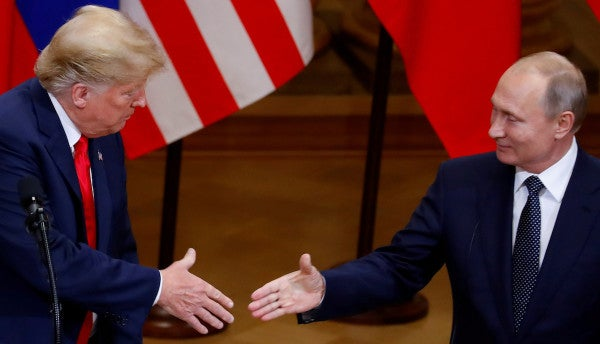 Trump and Putin discussed a new nuclear accord, Venezuela, and North Korea in an hour-long chat