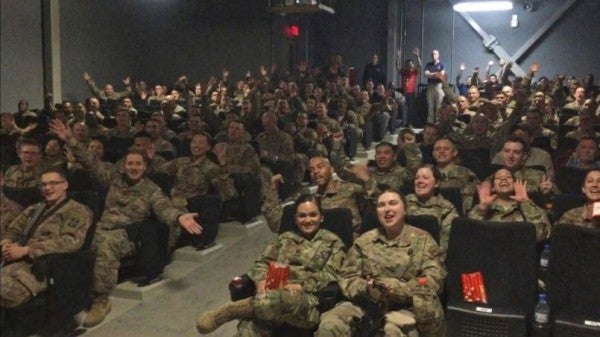 We salute the military spouse who got Disney's CEO to send 'Avengers: Endgame' to deployed troops overseas
