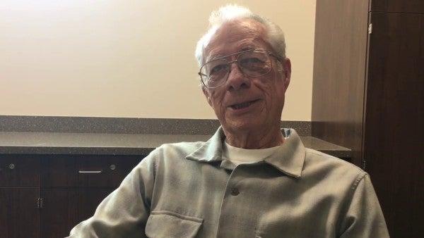 After serving 50 years, this Air Force vet is now California Highway Patrol's longest-serving member