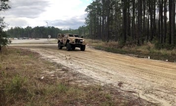 Bigger windows, front-facing cameras, and other improvements are coming to a JLTV near you