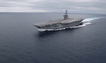 No, the Pentagon's 'new' aircraft carrier and bomber deployment is not a sign of imminent war with Iran