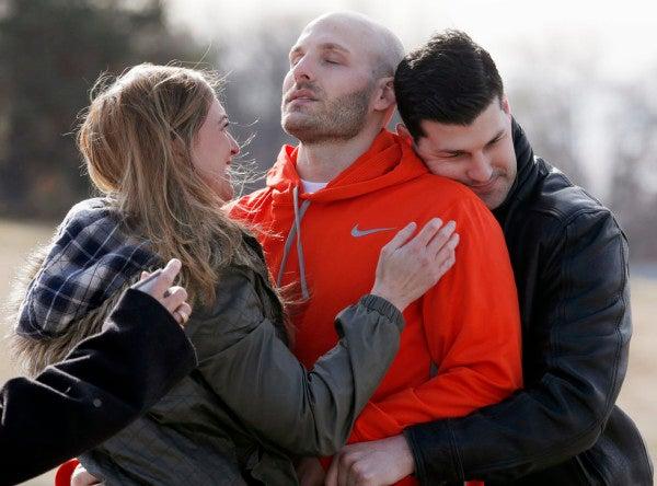 Trump pardons former US soldier convicted of killing Iraqi prisoner