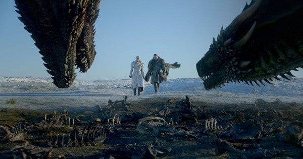 'Game of Thrones' has an air power problem