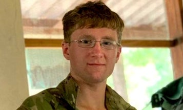 A British soldier was killed by an elephant during an anti-poaching operation in Malawi