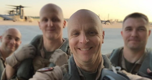 Corps investigating death of Marine colonel days before his retirement