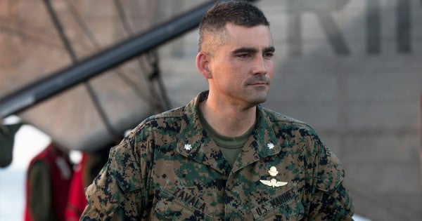 Lt. Col. in charge of Corps' 1st Recon relieved of command