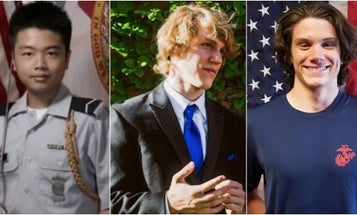 Young military hopefuls are willing to go to war for their country. Instead, many are losing their lives in school shootings