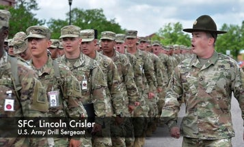 'Baby Shark' is now the preferred cadence of this Fort Gordon battalion