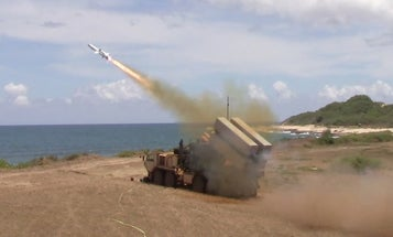 The Marine Corps is getting a new long-range missile to take out enemy ships