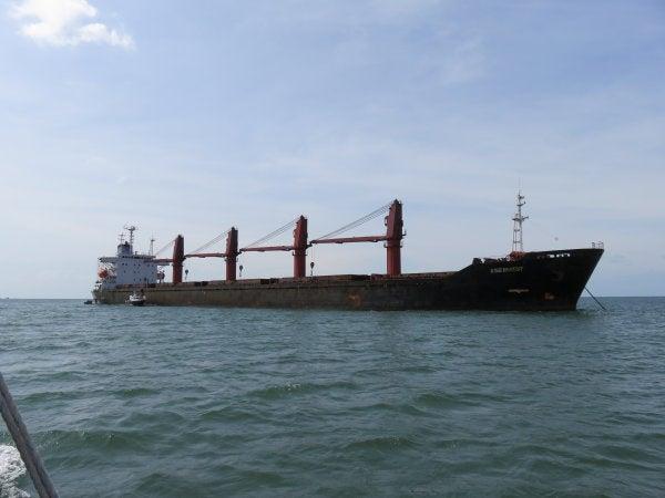 US seizes North Korean ship accused of violating sanctions