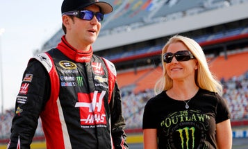 Former NASCAR girlfriend convicted of stealing from veteran charity denied new trial