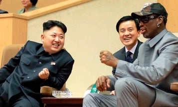 Kim Jong Un reportedly demanded to hang out with 'famous' basketball players during nuclear negotiations with US