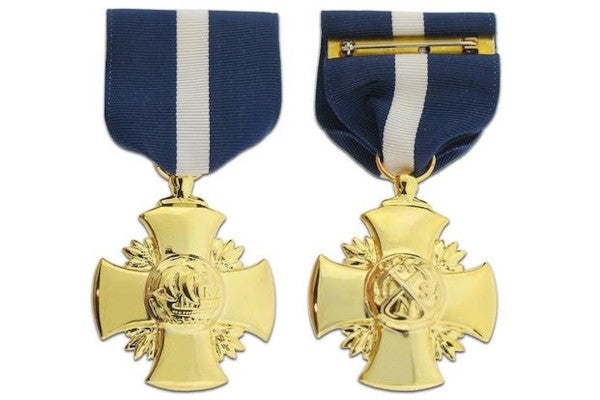 The untold heroism behind a Delta Force Marine's secret Navy Cross from Benghazi