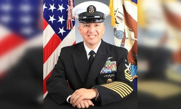 Top enlisted Navy leader with California helicopter squadron relieved over loss of confidence