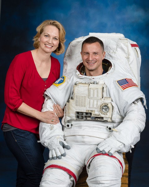 How one Special Forces family is preparing for their next deployment… to space