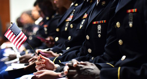 Immigrant service members are now denied US citizenship at a higher rate than civilians