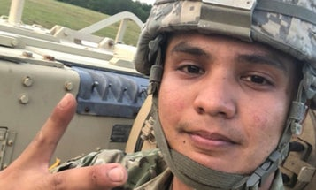 The soldier who allegedly took an APC joy ride through Virginia plans on pleading insanity