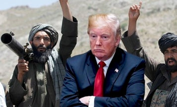 The Trump administration wants to reimburse the Taliban for their travel expenses to attend peace talks