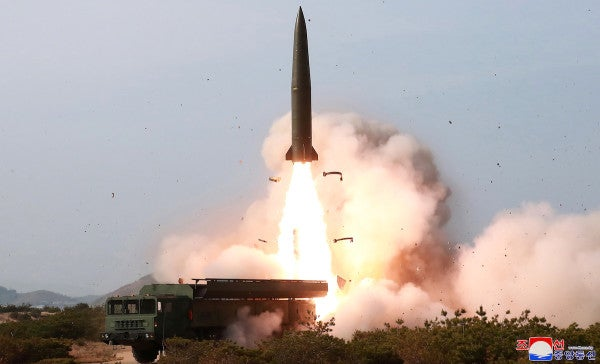 North Korea's newest missile appears designed to evade US defenses, officials say