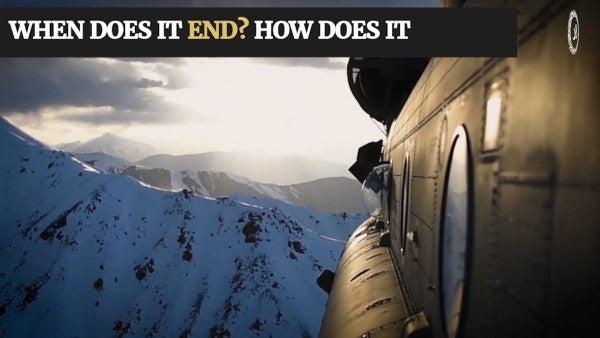 At Least Nine Afghan Policemen Killed In Air Strike
