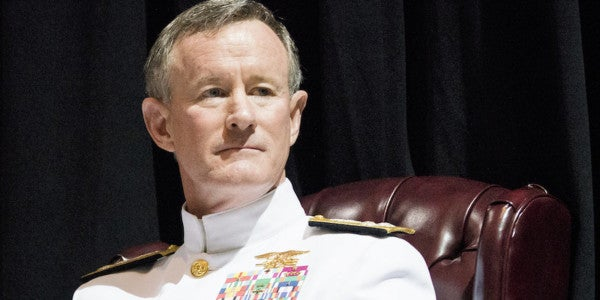 McRaven: Anyone who calls millennials 'soft' has clearly never seen them in a firefight