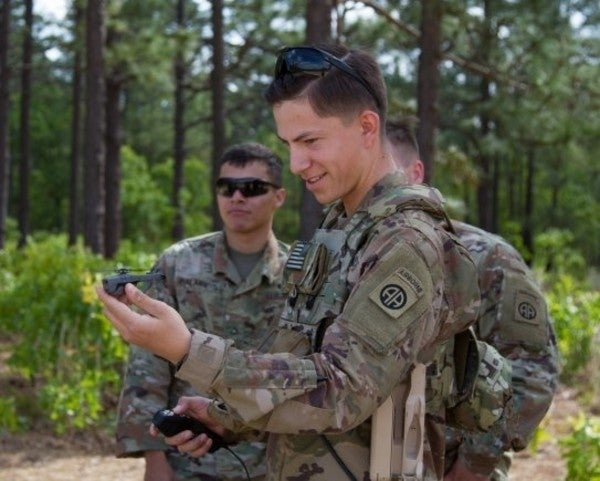 Soldiers say the Army's new nano-drones are a game changer