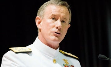 McRaven: Trump 'needs to be very careful' about pardoning US troops accused of war crimes