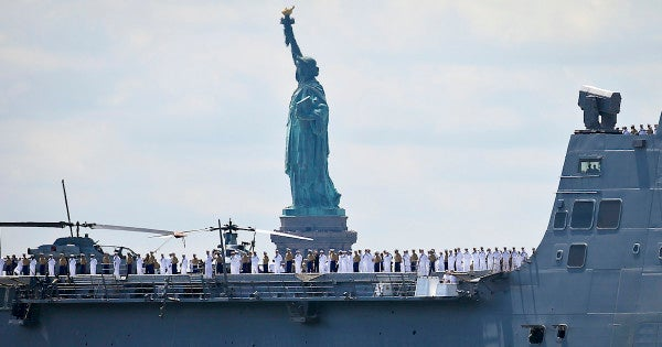 How to do Fleet Week in NYC like a pro