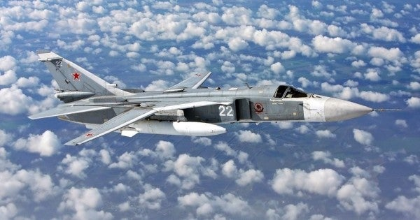US fighter jets intercept Russian bombers off Alaska for fifth time this year