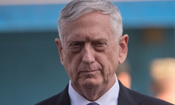 Mattis to Trump: Now's the time to unify America, not divide it