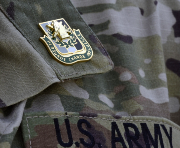 Hundreds of Army Psyop specialists are being promoted this month in a record-breaking ceremony