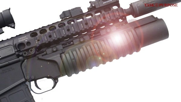Video Review: The M320 grenade launcher is bulky garbage